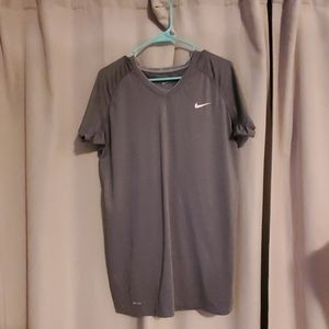 Nike compression shirt